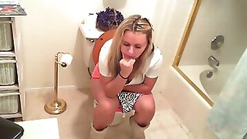 SF Toilet Farting