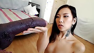 Asiandreamx - Bbc Pov Hq Side Views Facial