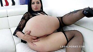 Alex Black Milf Sexy Gangbang Gapes