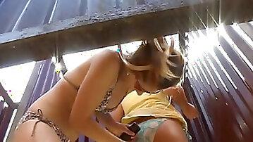 Hid Cams rus BEACH CABIN