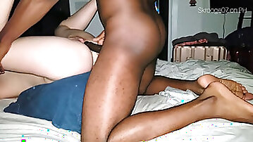 Loud chinese gets fucked by amazing black manmeat BMAF (4k)