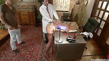 Doctor Phoenix Marie - anal hardcore bondage