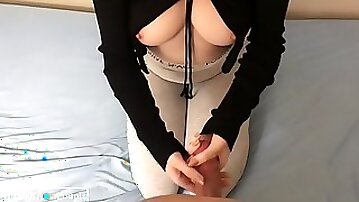 Horny Turkish Stepsister Bends Her Ass For Stepbros Big Cock