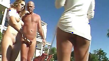 Round ass babes enjoys well with a penis