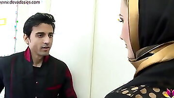 Arabic sister in law with brother anal sex