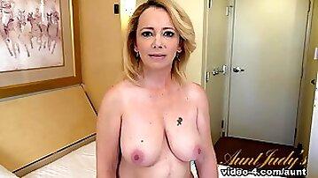 Amazing pornstar in Exotic Blonde, MILF sex scene