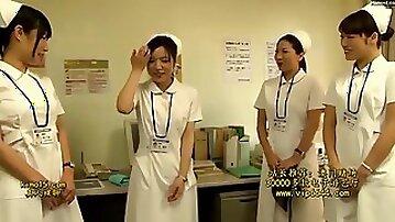 Japanese clinic lovemaking - anissa kate