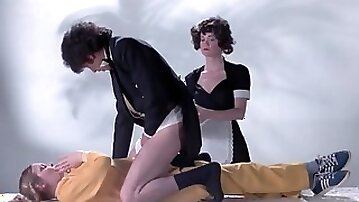 One of the most exciting vintage porn movies in HD quality