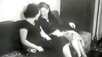 Incredible amateur vintage, straight xxx video