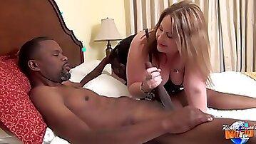 Slutty Eden Charm Takes A Giant Cock Fucking