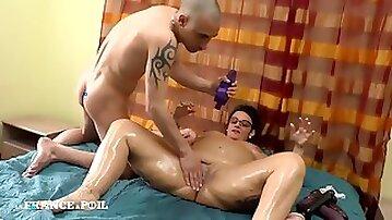 Supersized Big Beautiful Women Mommy Heating Up By Masturbation