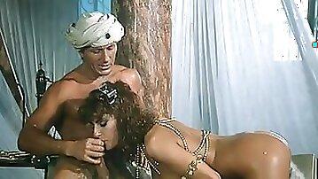 Erotic Adventures Of Aladdin with Tabatha Cash