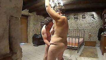 Sex Slave Suzi Hung For Use.