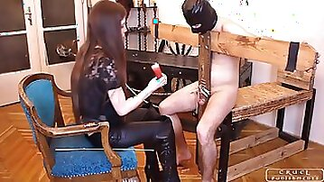 This Will Remind You Of Your Place, Slave