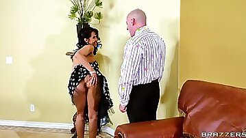 Erotic nude porn with a tight mature avid for cock
