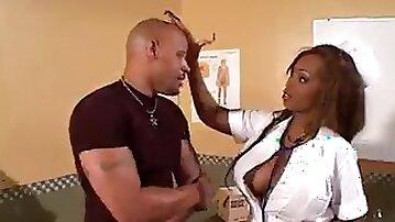 Black nurse