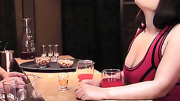 Gabriella Paltrova and India Summer hot lesbian action