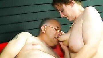 Hot Grandpa Fucking.