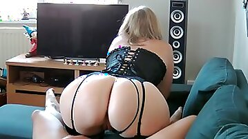 Fucktape with my step mom and her giant fleshy ass!
